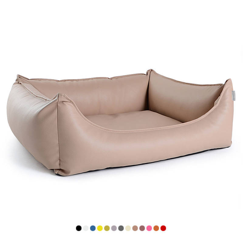Hundebett Dreamcollection Kunstleder Mypado