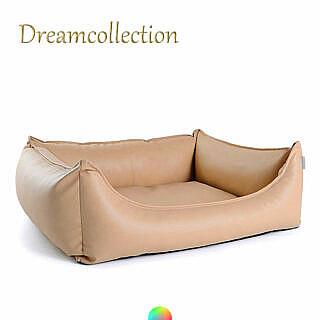 Hundebett Dreamcollection Kunstleder