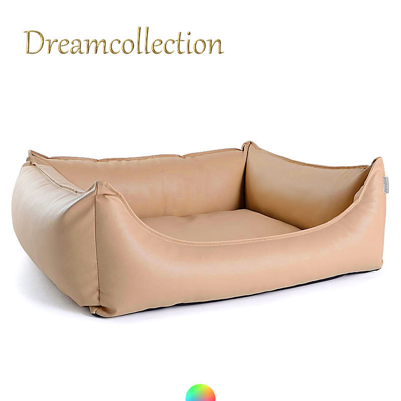 Hundebett Dreamcollection Kunstleder