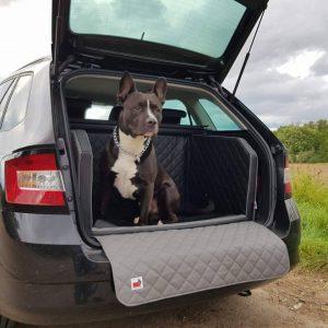 Autohundebett Kofferraumbett Hundebett 3.0 Automarke