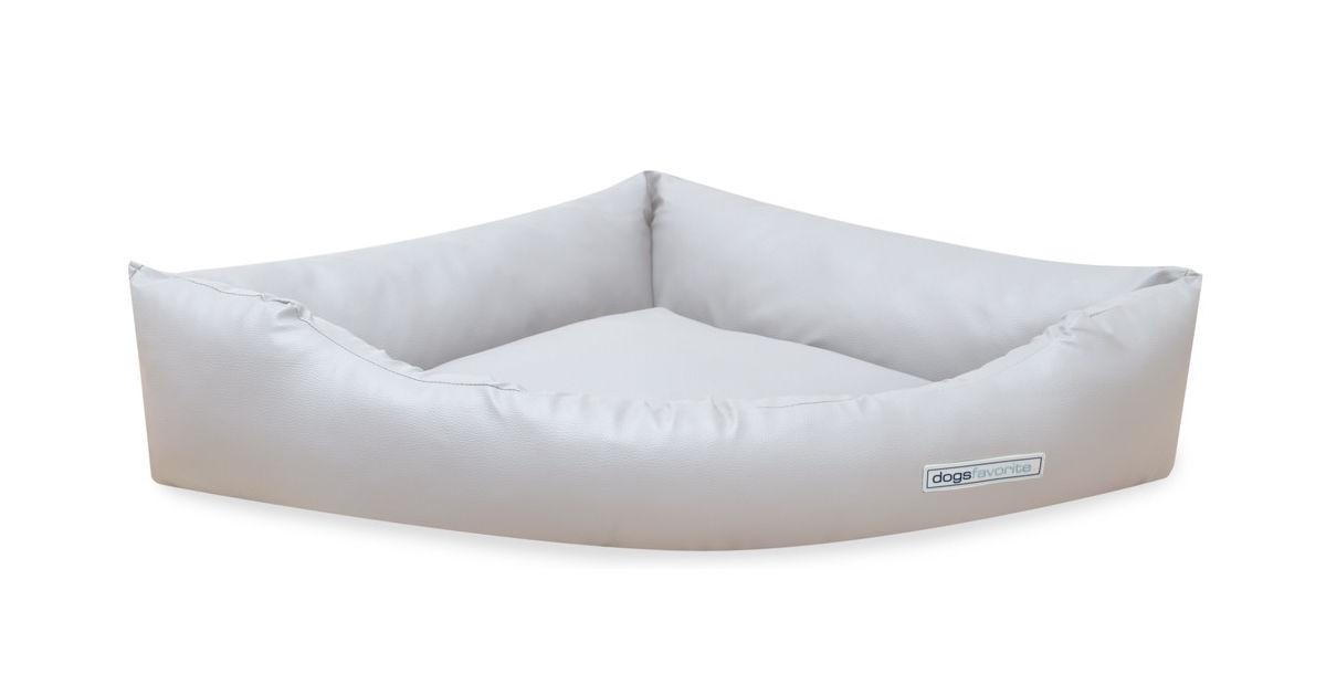 hundebetten luxus kunstleder dogs corner. Black Bedroom Furniture Sets. Home Design Ideas