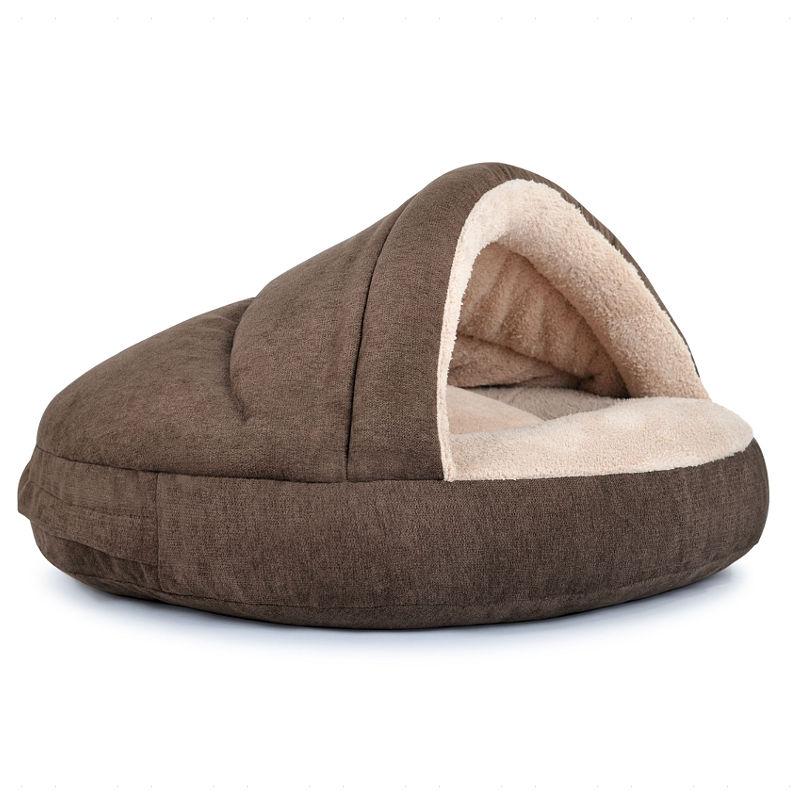 Hundehöhle Katzenhöhle braunbiskuit