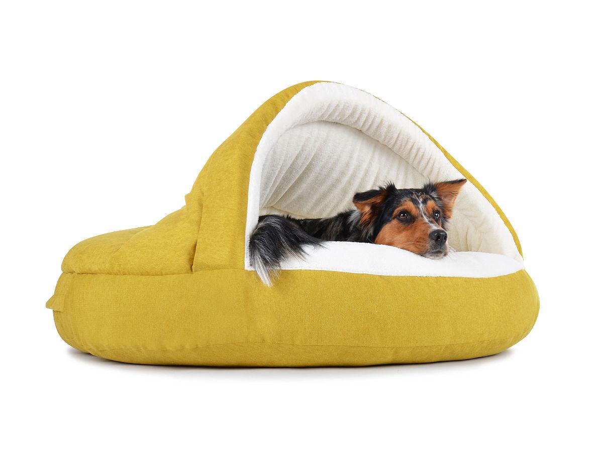Warme Hundehöhle Kiwi