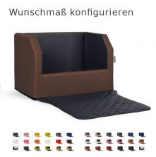 Kofferraum Hundebett Travelmat Plus Wunschmaß mypado