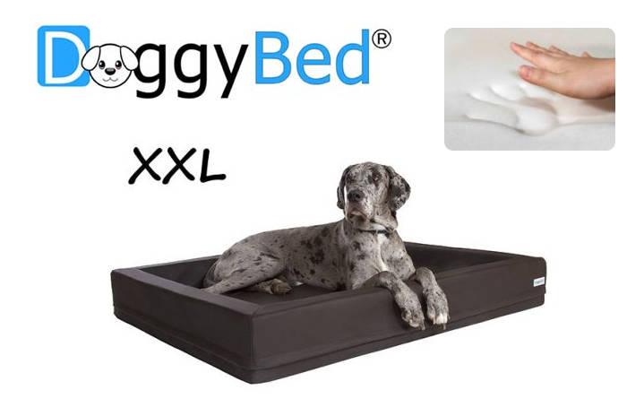 DOGGYBED XXL großes Hundebett Hundekorb