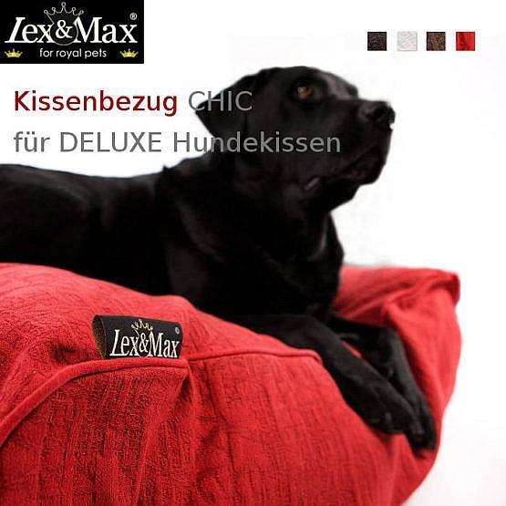 Kissenbezug Chic für Deluxe Hundekissen