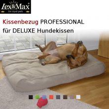 Kissenbezuf Professional für Deluxe Hundekissen