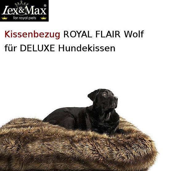 Kissenbezug Royal Flair Deluxe Hundekissen