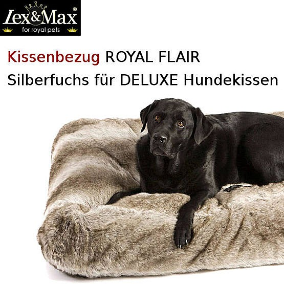 Kissenbezug Royal Flair Deluxe Hundekissen