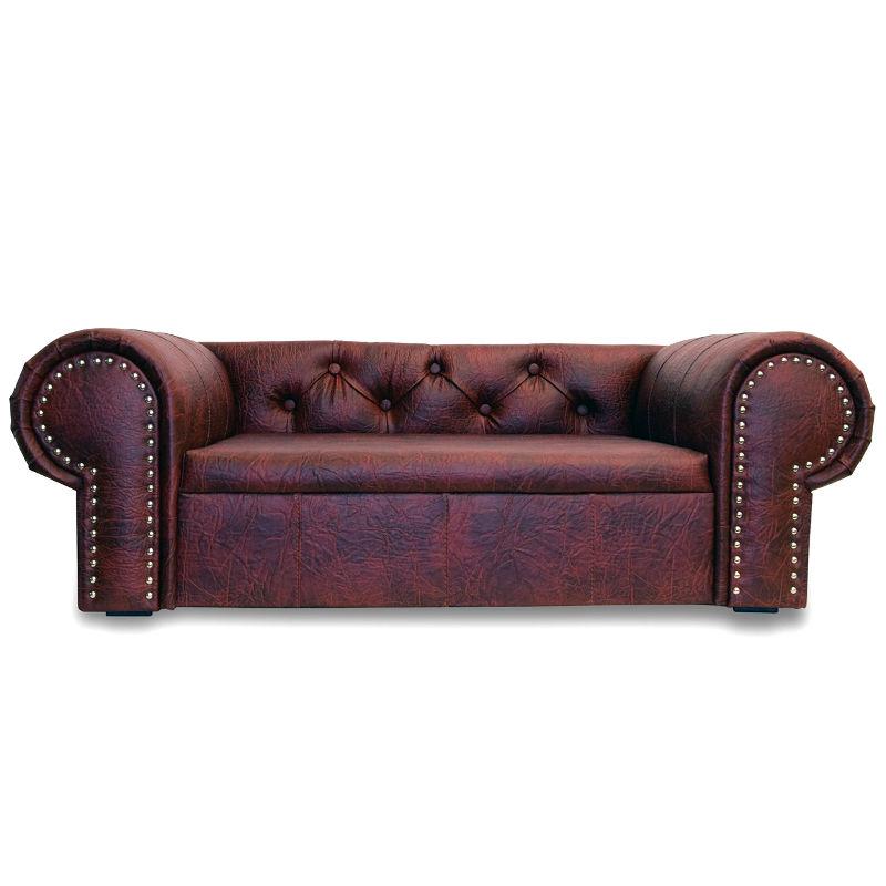 Luxus-Designer-Hundesofa-OHIO-NEW-Chesterfield-Antik-Dunkelrot-handmade-vorschau2