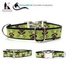 Hundehalsband Rentier
