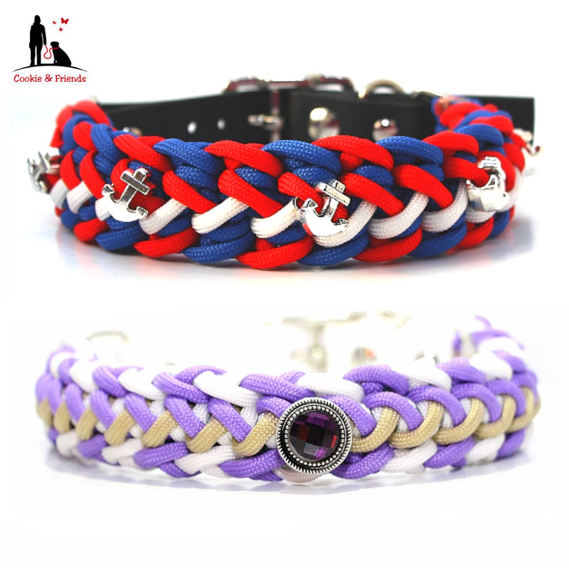 paracord-hundehalsband-floating-cookieandfriends