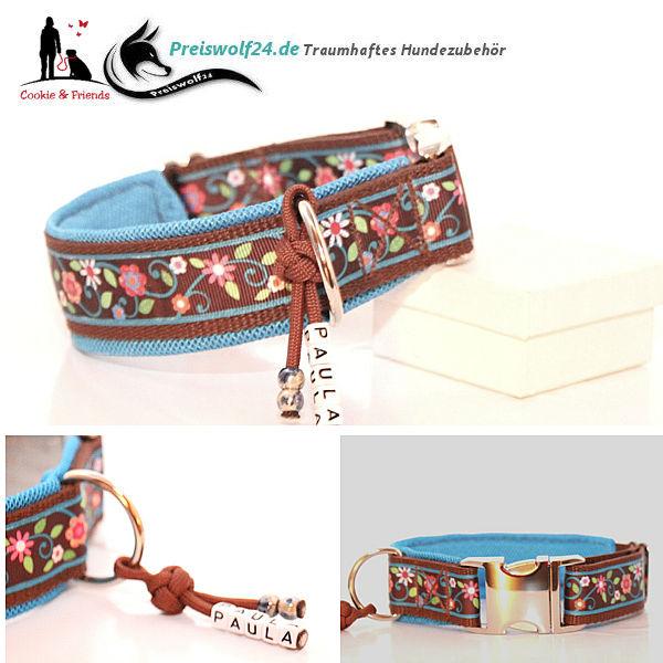Hundehalsband-Hundeleine-Little-flowers-3