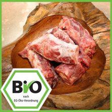 Biofleisch für Hunde Putenhälse