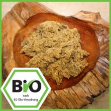 Bio Hundefutter Blättermagen
