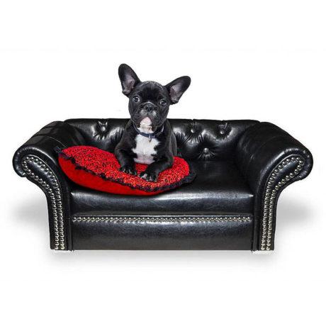 Designer Hundesofa Hundebett Chesterfield York Lux