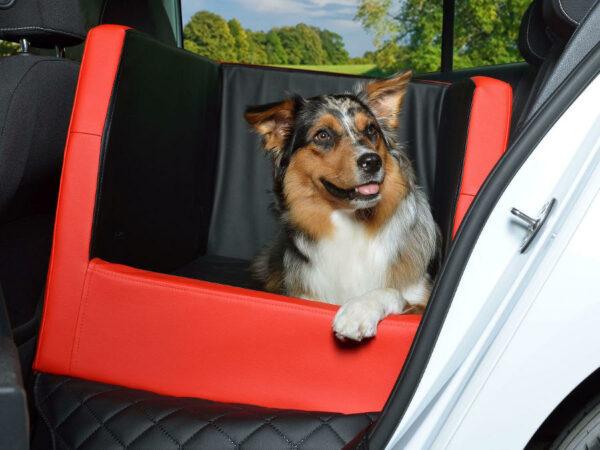 Autohundebett für die Rückbank Autositz