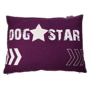 Gesundes-Hundekissen-Hundebett-STUART-Violett-