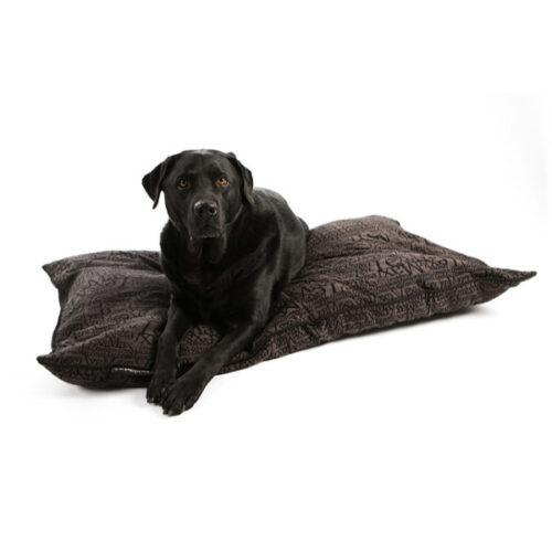Gesundes Hundekissen -Bett Chric Anthrazit