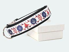 Hundehalsband-Gurtband