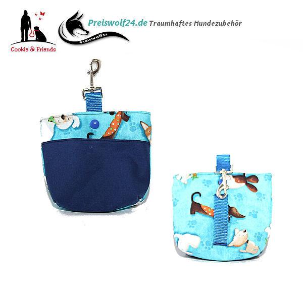 Leckerlibeutel Bag und Snack Dogs