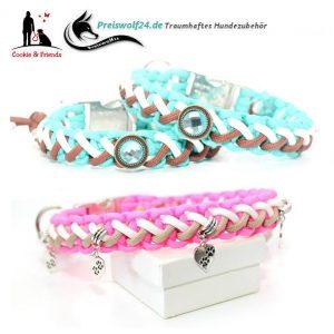 Paracod Hundehalsband für kleine Hunde