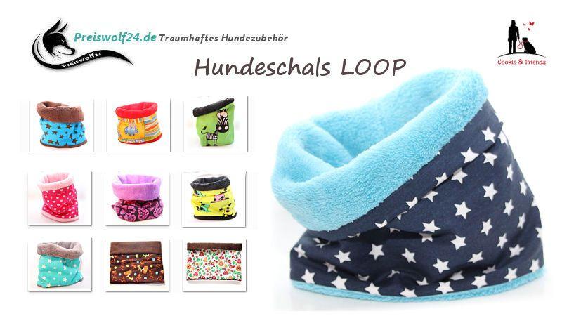 Hundeschals Loop Preiswolf24