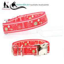 Hundehalsband-Weihnachtsmarkt