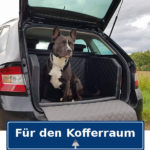 Travelmat Autohundebett Kofferraumhundebett