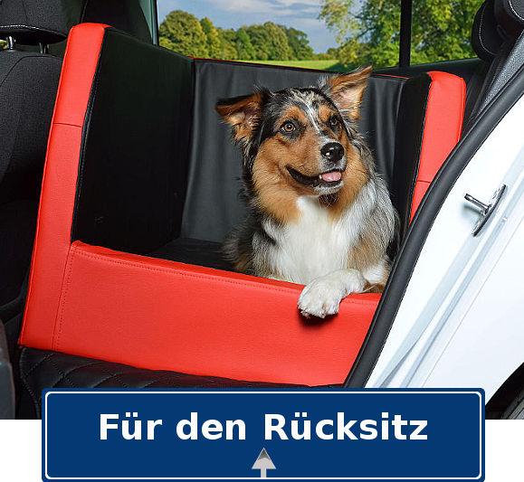 Rücksitz Autohundebetten