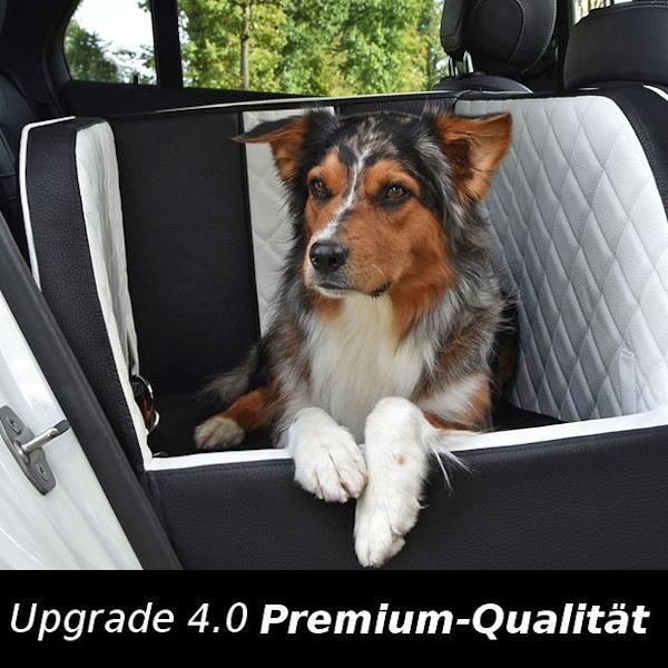 Rücksitz Hundebett Travelmat Autoschutz