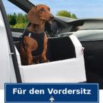 Vordersitz Hundebett Autohundebett