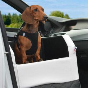 hundebox-autobett