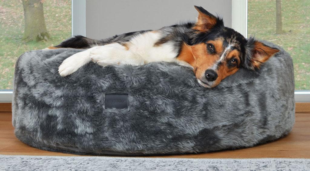 Mypado Hunde Kuschelkissen Mio Fake Fur