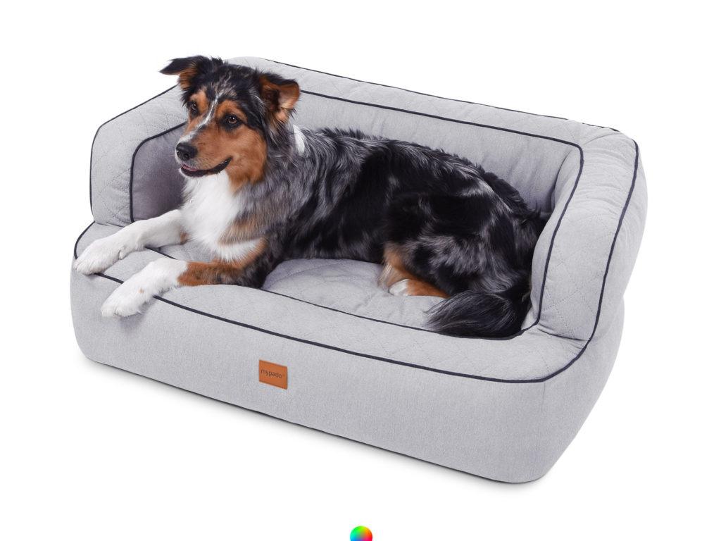 Luxus Hundebett dick kuschelig gemütlich