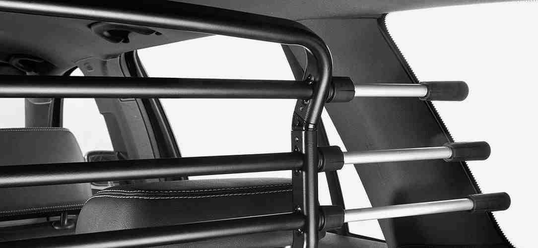 Autohundegitter Kofferraum