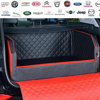 kofferraum hundebett autoschutz travelmat