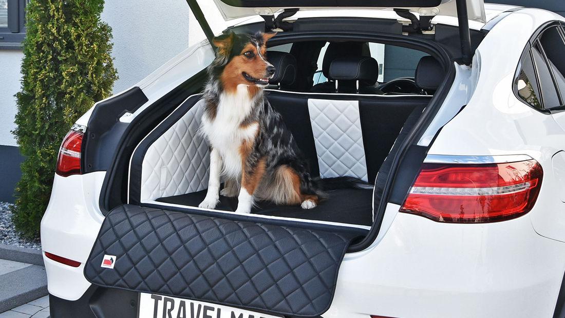 KOfferraumwanne Kofferraumschutz Hundebett