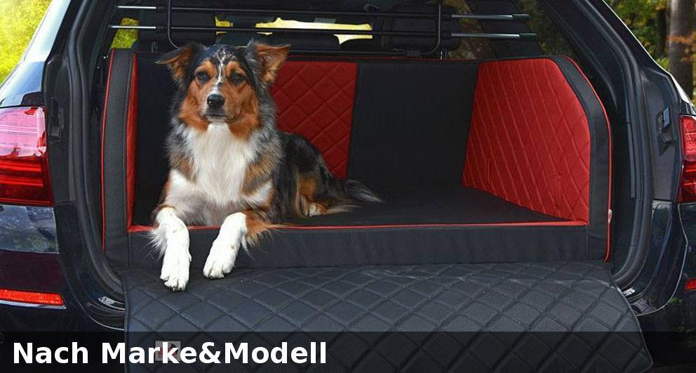 Autohundebett Travelmat für den Kofferraum Marke&Modell