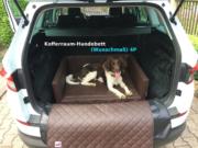 Kofferraum Hundebett Autobett 4P Wunschmaß