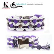 011-Paracod-Hundehalsband-big-wave-weiss-lila