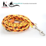Paracod Hundeleine Gelb, Orange, Orange-Yellow und Fire