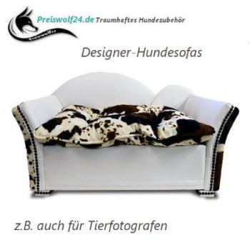 Designer Hundesofas Preiswolf24